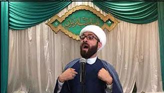 Imam Al-Mahdi 8th Night Ramadan 2018 Sheikh Mustafa Akhound
