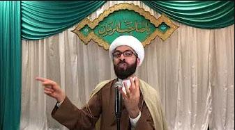 Imam Al-Mahdi 7th Ramadan 2018 Sheikh Mustafa Akhound